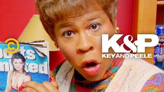 MC Mom Tears It Up - Key & Peele