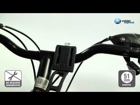 aeea1af3053 Nite Ize HandleBAND soporte universal para smartphones en manubrio ...