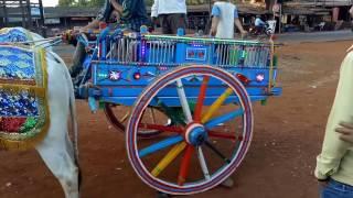 Modern Bullock cart