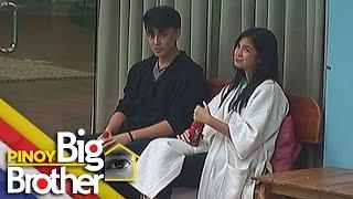 Pinoy Big Brother Season 7 Day 70: Heaven, nilinaw ang kanyang nararamdaman para kay Edward
