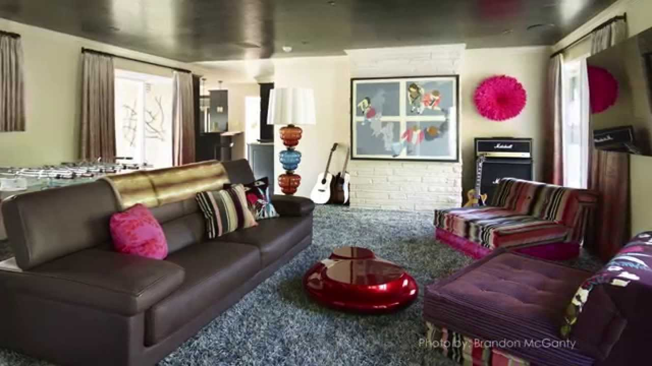 How to Decorate a Rock N' Roll Themed Room - YouTube