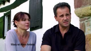 Paroles de Gîtes : Alain et Mary Arrieta, Ttakoinenborda, Sare, Cote-Basque