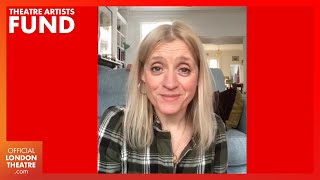 Anne-Marie Duff: My Turning Point | Theatre Artists Fund