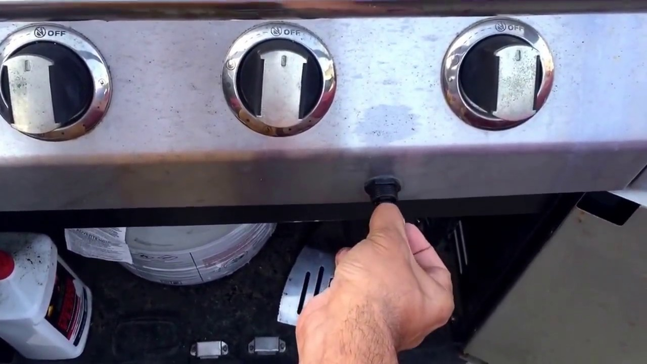 Weber Gas Grill Igniter