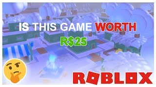 Is ADVENTURE STORY Worth 25 robux on ROBLOX? Is the game worth the buy? NEW ROBLOX SERIES!