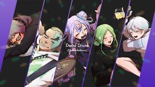 【MV】Dead Drunk [ClubTurtle Remix] / BOOGEY VOXX, 咲乃木ロク, IURA TOI, 曇莉
