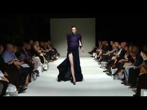 "ÖZGÜR MASUR FW 2014 - ""Istanbul Designers"" in LA Fashion Week"