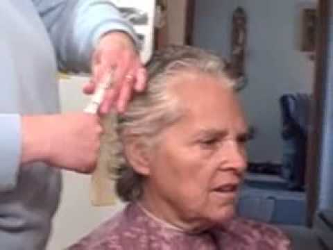 grandma haircut