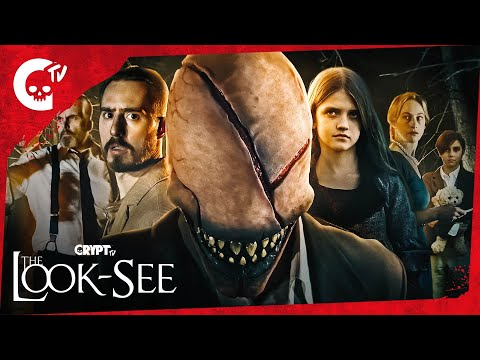 LOOK-SEE SEASON 2 SUPERCUT ft. Dead Meat James | Scary Short Horror Series | Crypt TV