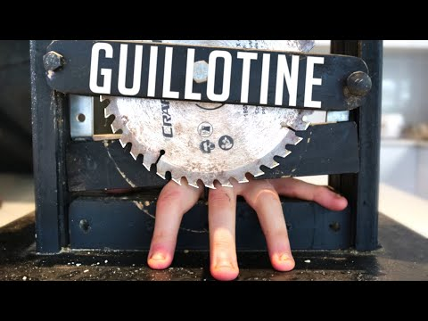 Is a Circular Saw Guillotine Better?