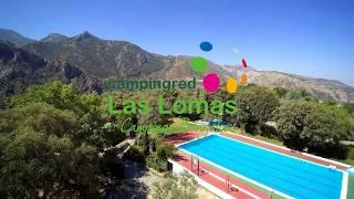 Camping Las Lomas, Sierra Nevada (Güejar Sierra/Granada, Andalucia)
