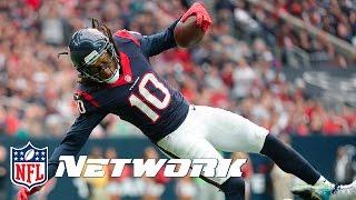 More or Less: Osweiler 4,000 Yards, Watt 17.5 Sacks, & MORE! | Texans Edition | NFLN