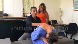Hips, Legs, TMJ, Deviated Nasal Septum, Neck and Shoulder Pain - Part 2 - Dr. Rahim Chiropractic