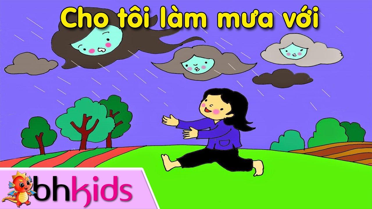 Cho Tôi Đi Làm Mưa Với – Cho Toi Di Lam Mua Voi [Official Full HD]
