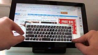 samsung Series 7 Slate with Windows 8 - Gaming Performance