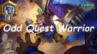 Hearthstone: Odd Quest Warrior #7: Rastakhan's Rumble - Standard Constructed Post-Nerf