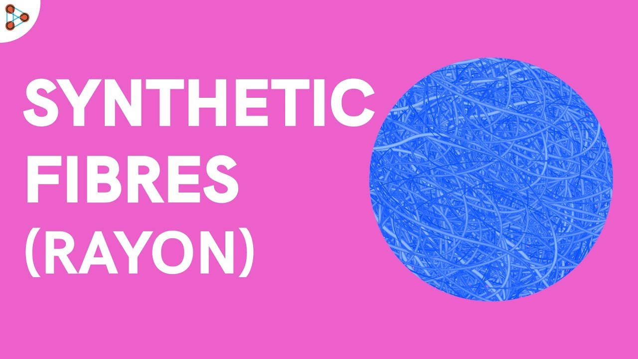 Types of Synthetic Fibres - Rayon | Don't Memorise