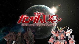 PS3 機動戦士ガンダムUC ユニコーンモード「ユニコーン出撃」 Unicorn Gundam Destroy Mohd.