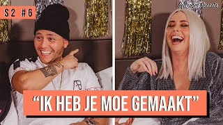 "JORDEN en KELLY ROSS ""SEKS met een BEKENDE DJ"" - Bedroom Secrets S2 #6"