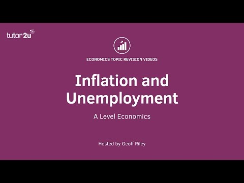Inflation and Unemployment (Revision Webinar)