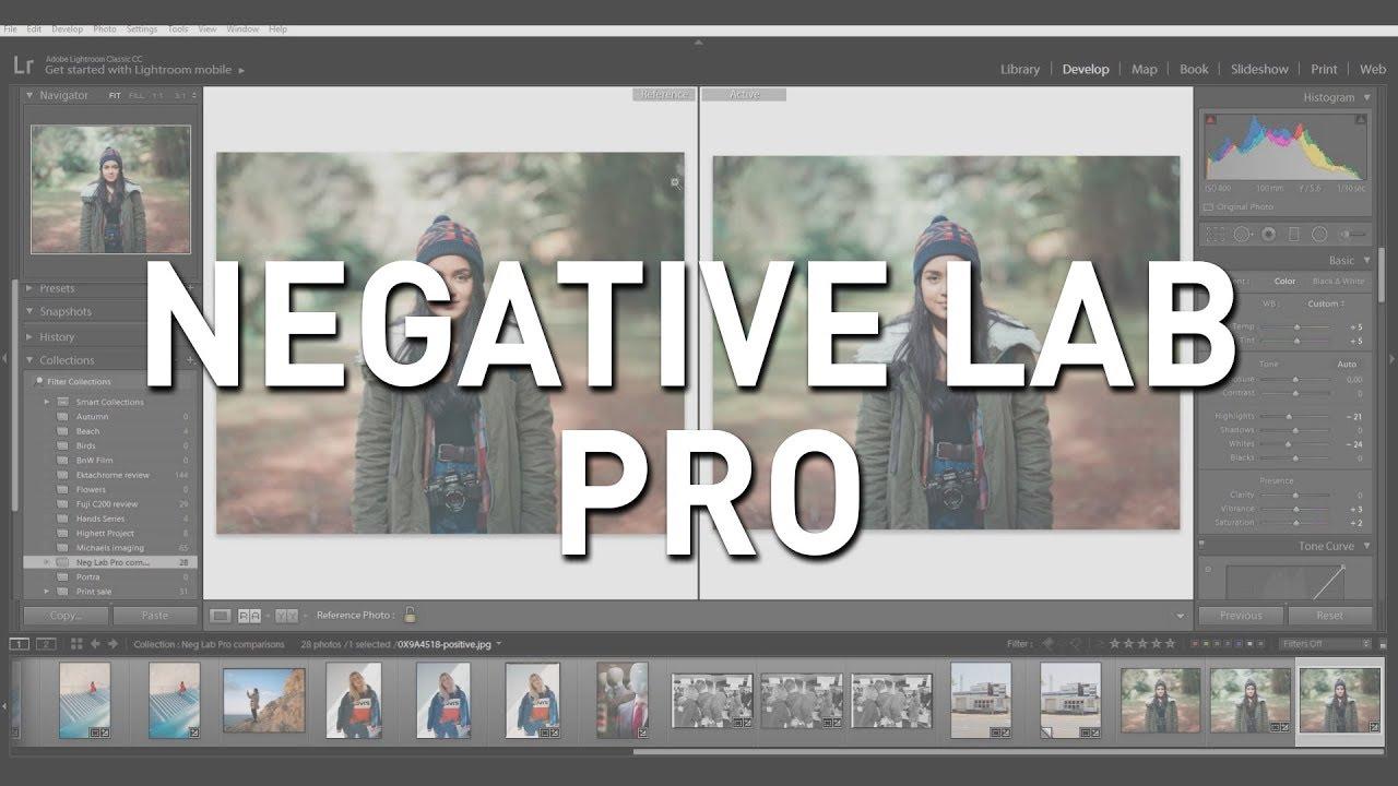 Negative Lab Pro review
