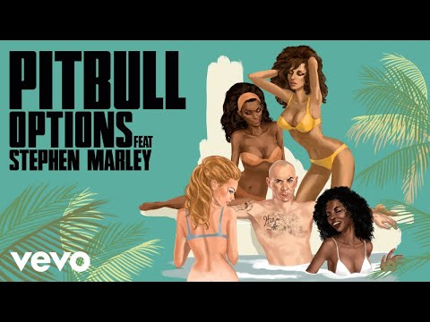 Pitbull - Options (James Hype Remix) [Audio] ft. Stephen Marley