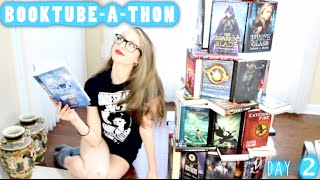 leaning tower of book pisa booktube a thon day 2