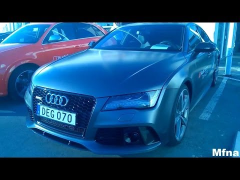 Audi Sport Tour 2014: RS6, RS4, R8, RS Q3 And More!