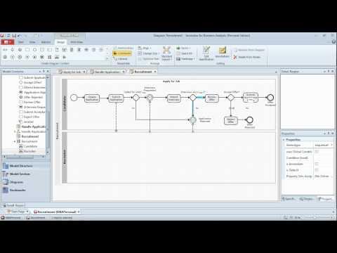 BPMN Tutorial - Part 2 - Collaborations