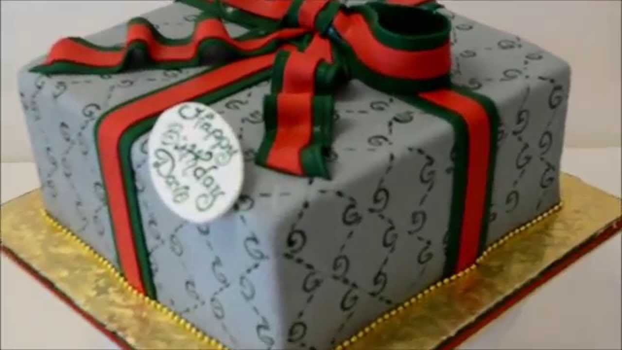 Knife Birthday Cakes