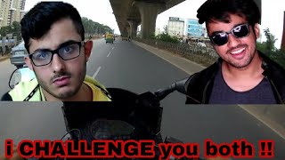 I challenge you Carryminati and Mumbiker Nikhil | Lets do this | Fortnite/PUBG challenge