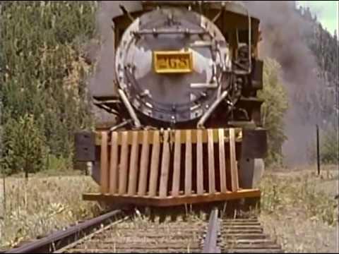 Rio Grande Train Head On Collision