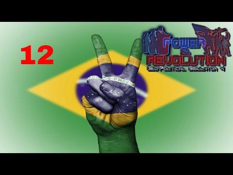 Power and Revolution (Geopolitical Simulator 4) Brazil Part 12