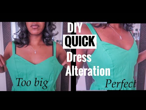 how-to-alter-oversized-garment-|-resizing-|-loose-to-fit-|-sewing-101
