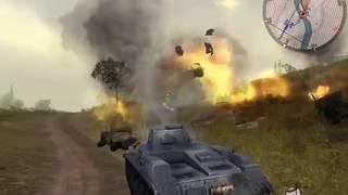 First Battalion (2006) - игра про танки на PC