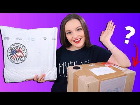 Распаковка посылок из Америки: странные куклы, винтаж и новинки!