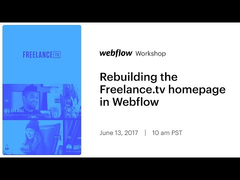 Rebuilding the Freelance.tv homepage