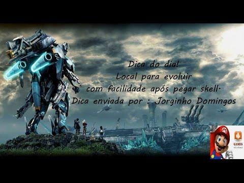 Dica para evoluir rapidamente em Xenoblade Chronicles X! - YouTube