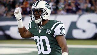 Matt Barkley picked off by Darrin Walls - 2015 NFL Preseason Week 4