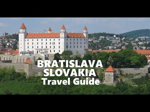 BRATISLAVA TRAVEL GUIDE Video | City Sightseeing