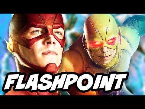 The Flash Season 3 Supergirl 4 Night Crossover Teaser