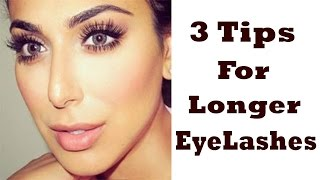 How To Grow Long Eyelashes   FAST RESULTS!