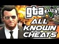 GTA V PC - All Known CHEATS
