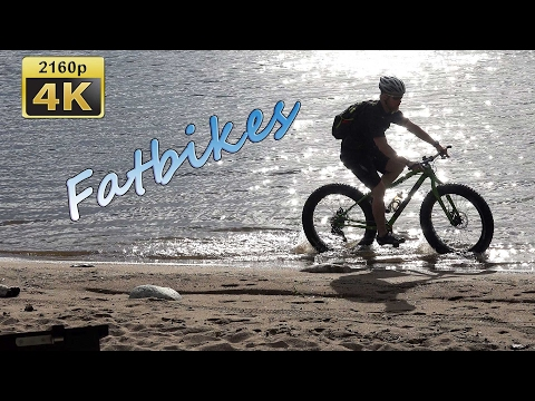 Friends and Fatbikes in Lulea - Sweden 4K Travel Channel