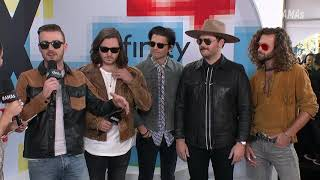 Lanco Red Carpet Interview - AMAs 2018