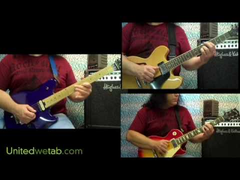 Bob Seger - Turn The Page Guitar Cover - YouTube