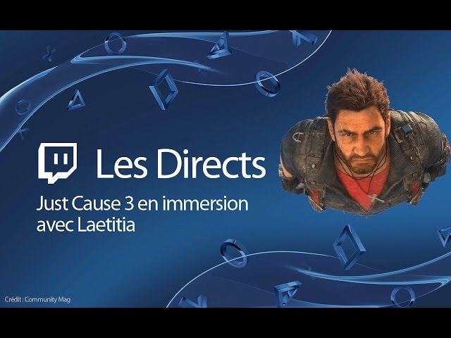 Just Cause 3 - Immersion