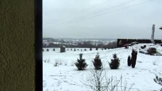 ZIMA, ZABAWA DZIECI NA ŚNIEGU,PIERWSZY ŚNIEG , snow offroad
