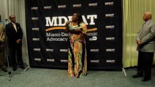 MLK Business Expo (Perrine CDC & Miami Dade Advocacy Trust Event) - Martesha Collins