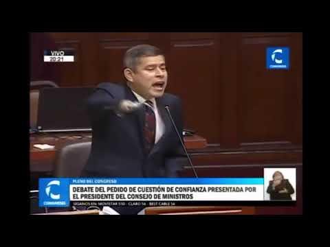 Galarreta Asegura Que La Ministra María Jara Pertenece A Organización Criminal